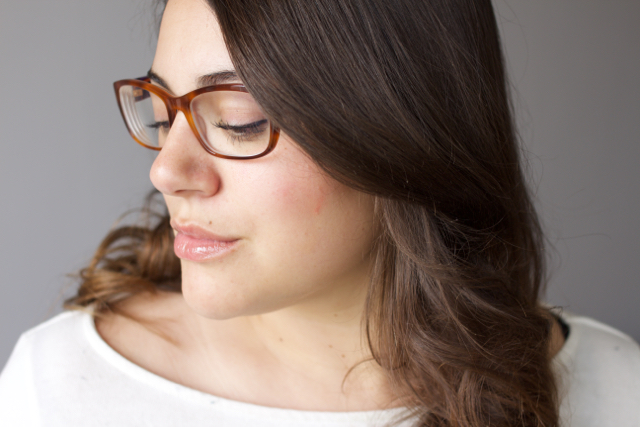 Makeup för Glasögon - 1