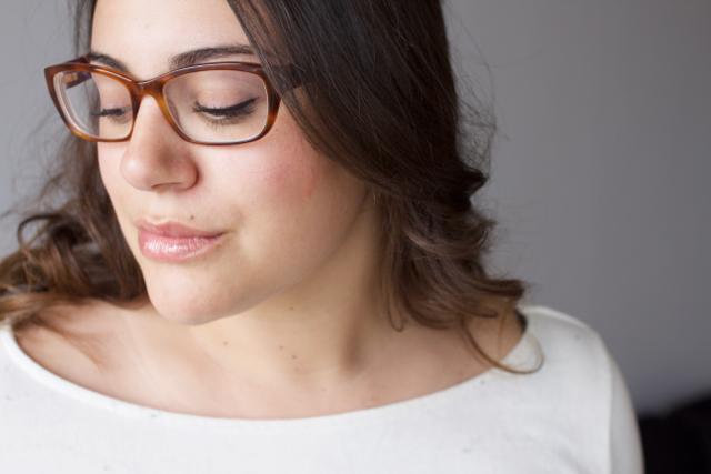 Makeup för Glasögon - 2