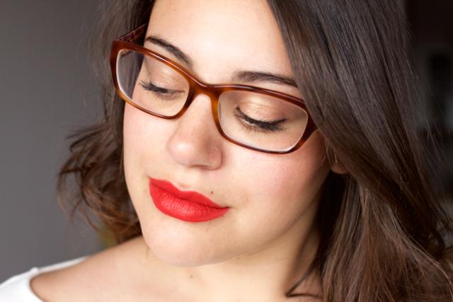 Makeup för Glasögon - 4