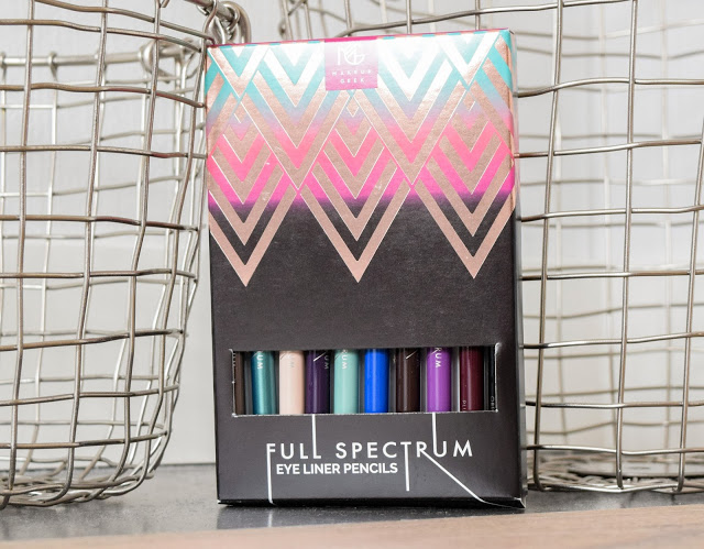 Makeup Geek Full Spectrum Eye Liner Pencils