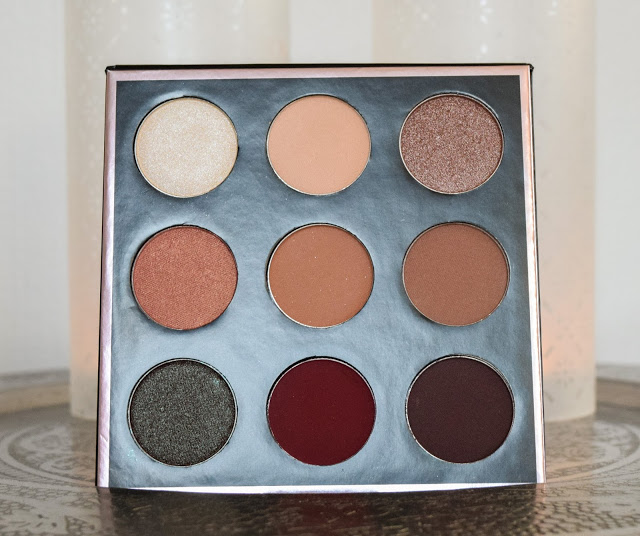 The Manny MUA x Makeup Geek Palette
