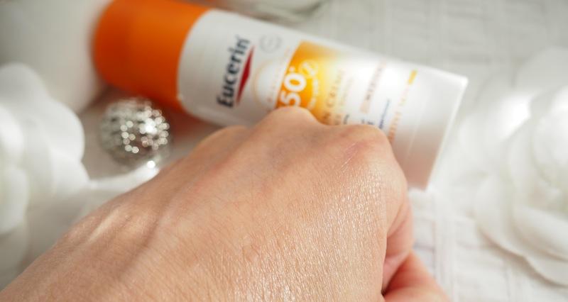 Eucerin Sun Cream Tinted CC