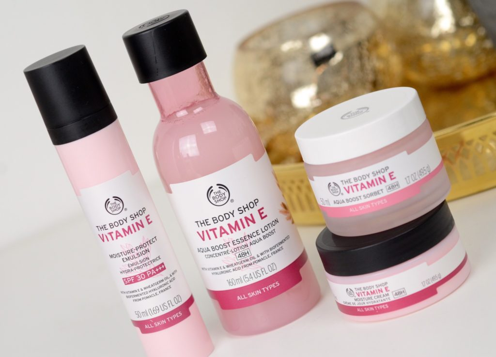 The Body Shop Vitamin E - Nyheter