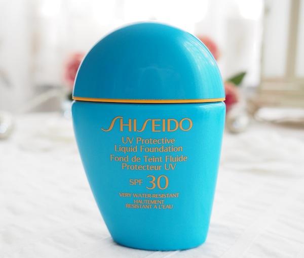 Shiseido UV Perfeting Liquid Foundation SPF 30