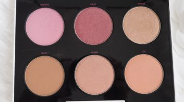 Gwen Blush Palette