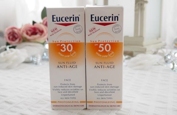 Eucerin Sun Fluid Anti Age