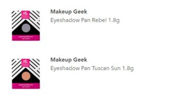 Makeup Geek - hur gick det sedan?