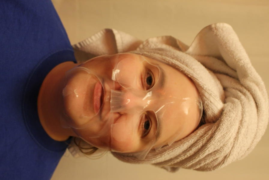 intensive treatment mask