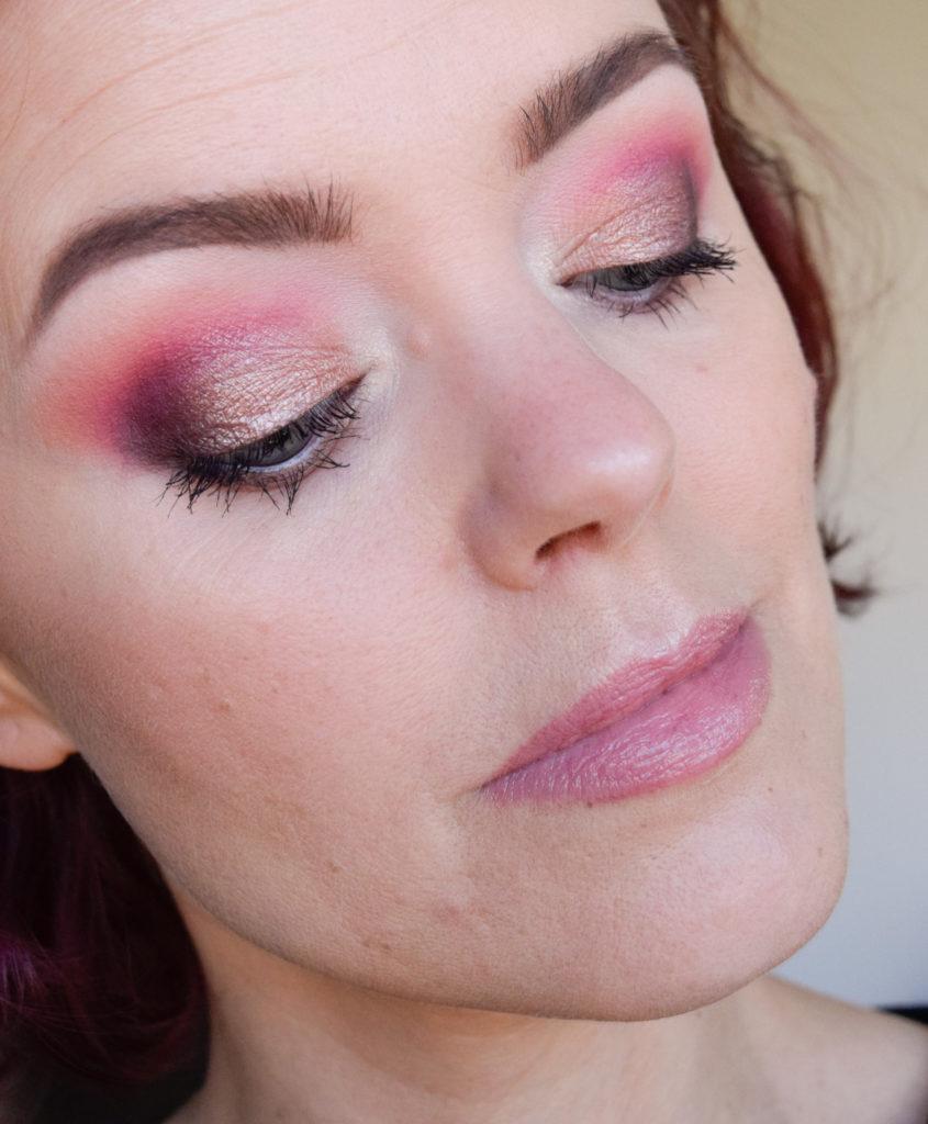 Makeup of the Day - från kaos till okej
