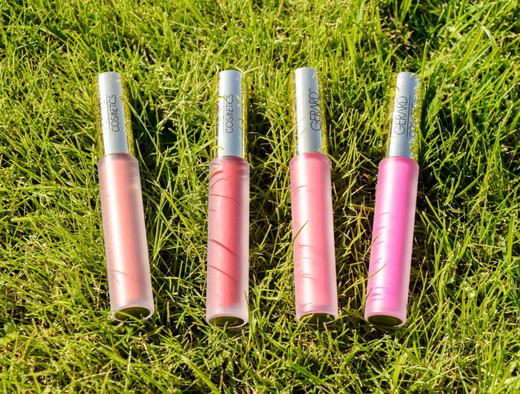 4 Flytande Läppstift Kategorin färgförfan