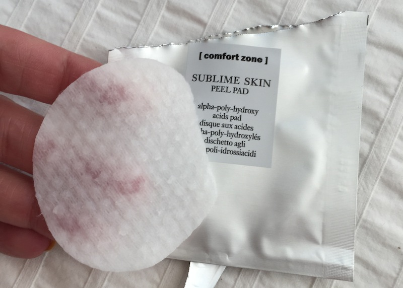 Sublime Peel Pads