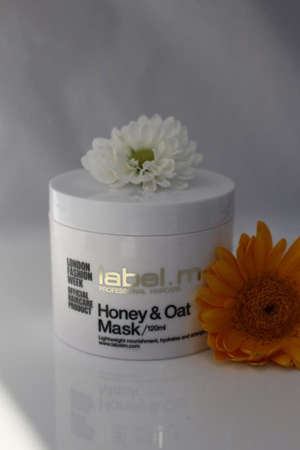Honey and Oat mask