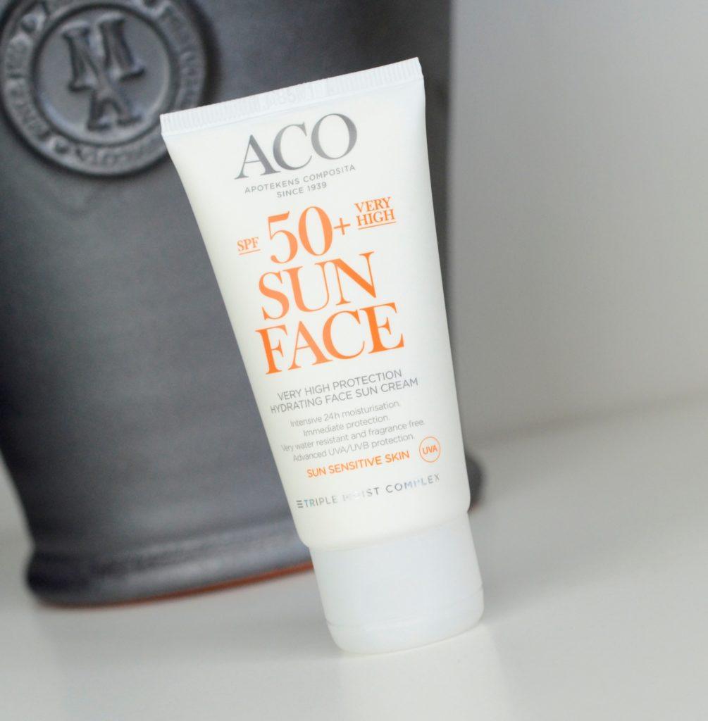 ACO Sun Face SPF 50+