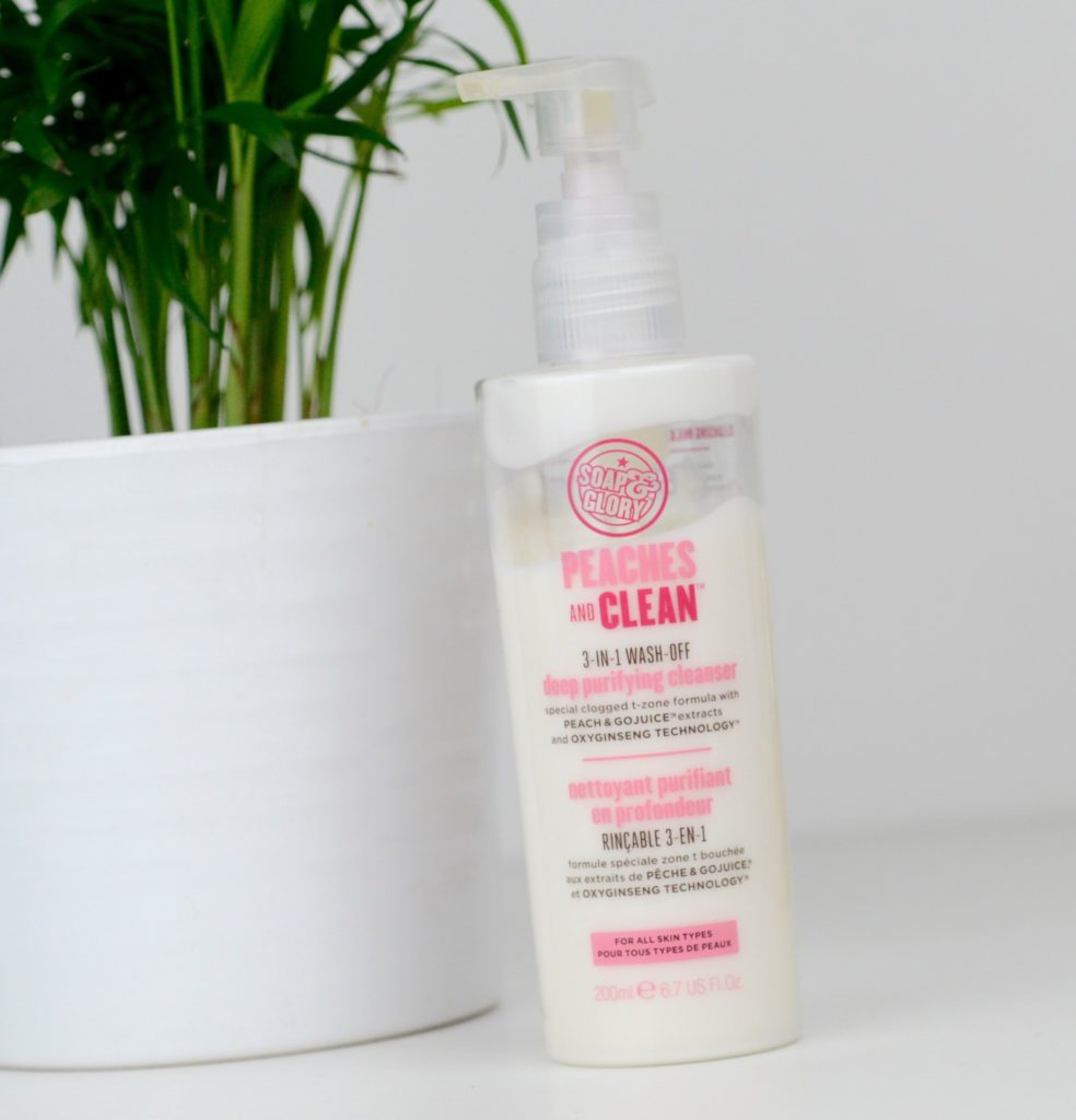 Soap & Glory Peaches and Clean