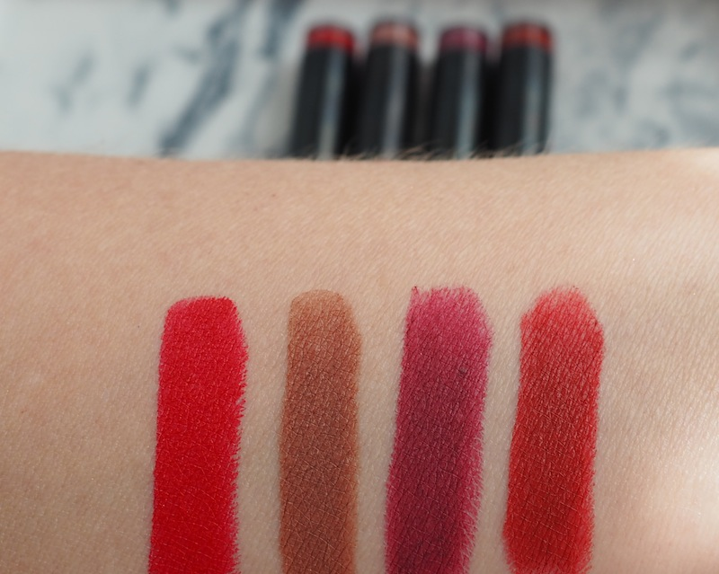 Full Throttle Lipsticks