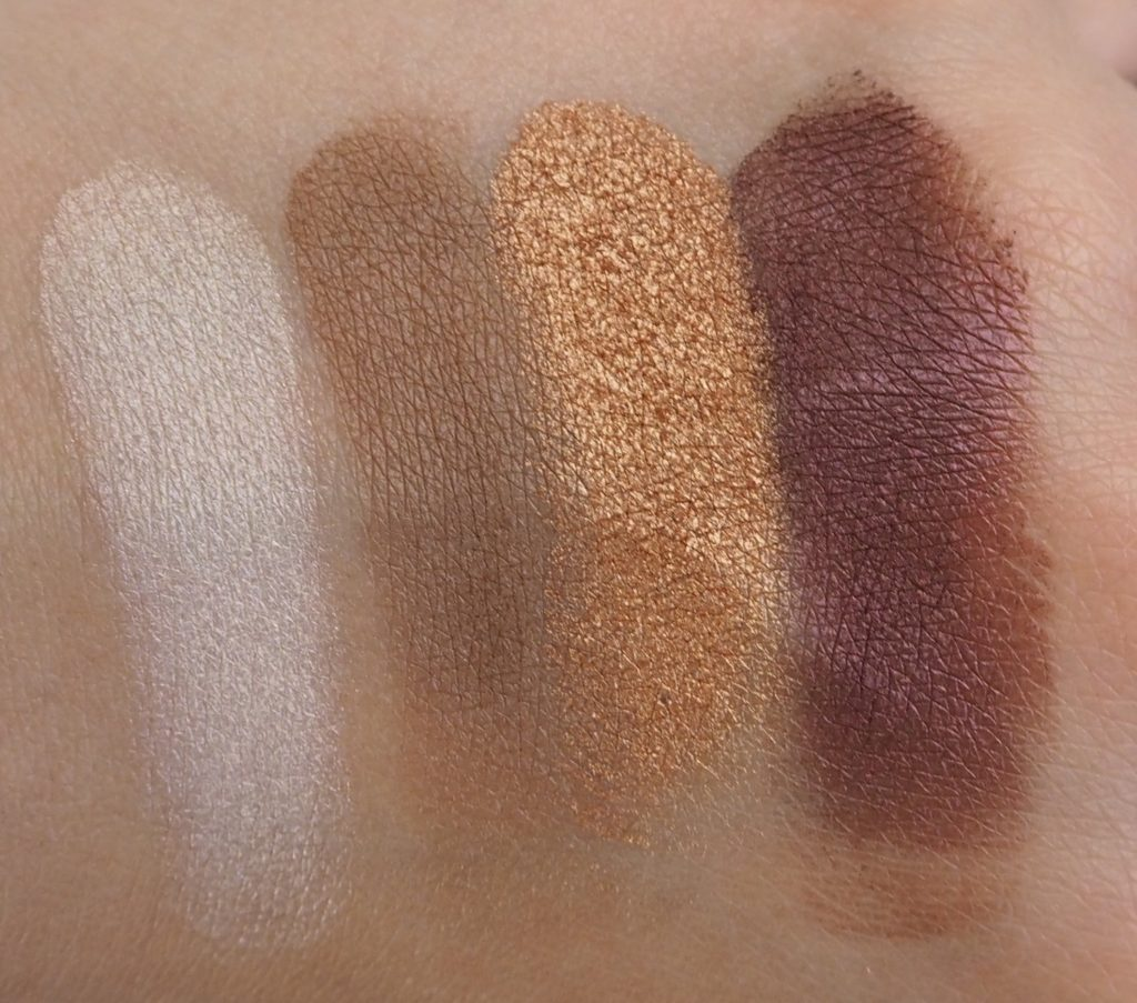 Nyx Full Throttle Eyeshadow palette Daring Damsel