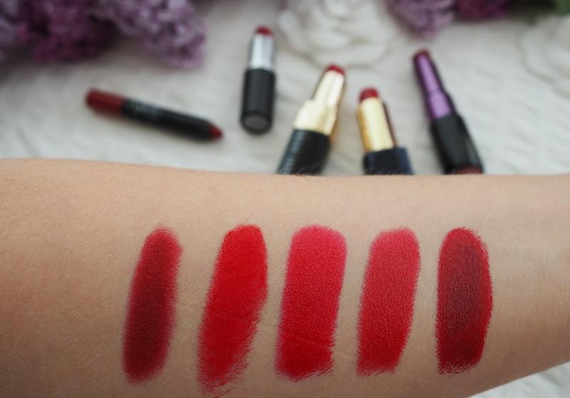 5 röda läppfavoriter