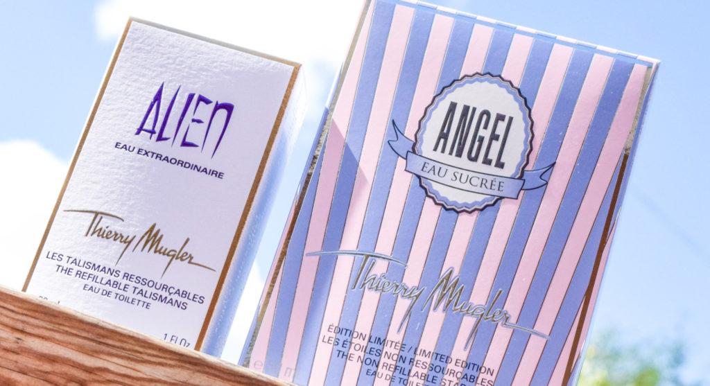 Valdoftande nyheter i parfymhyllan