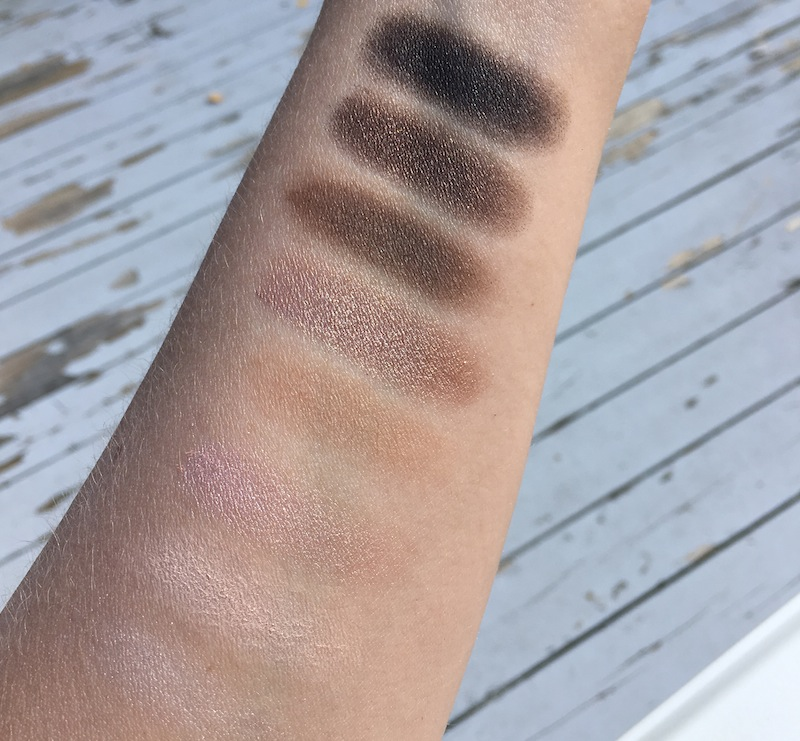 Max factor palett_swatches