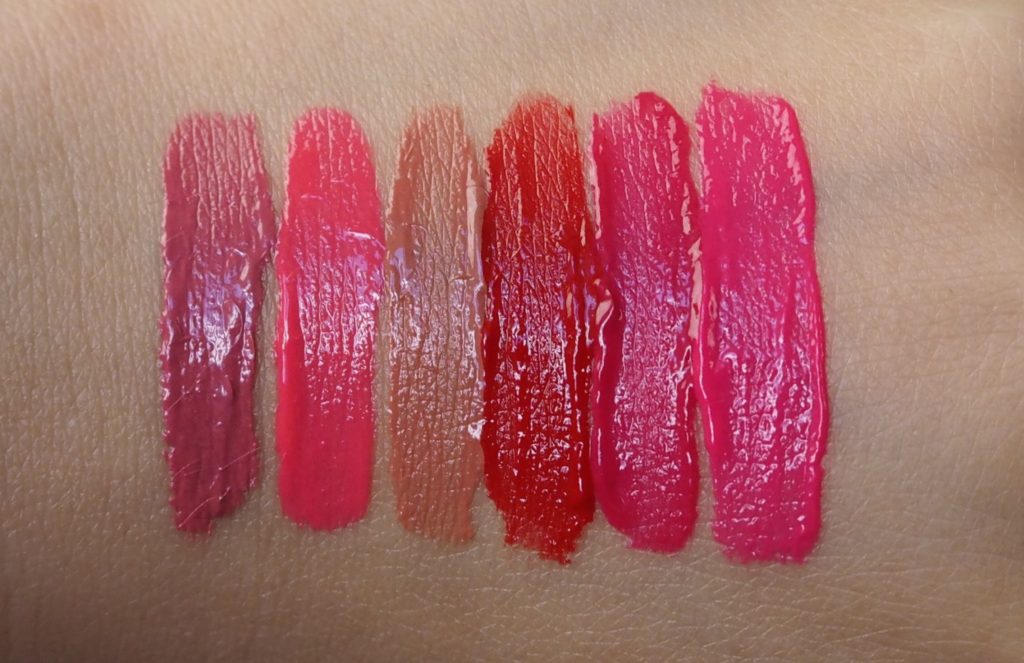 Maybelline Vivid Matte Liquid swatch