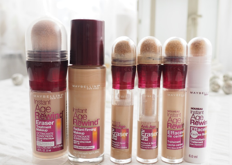 Maybelline Age Rewind
