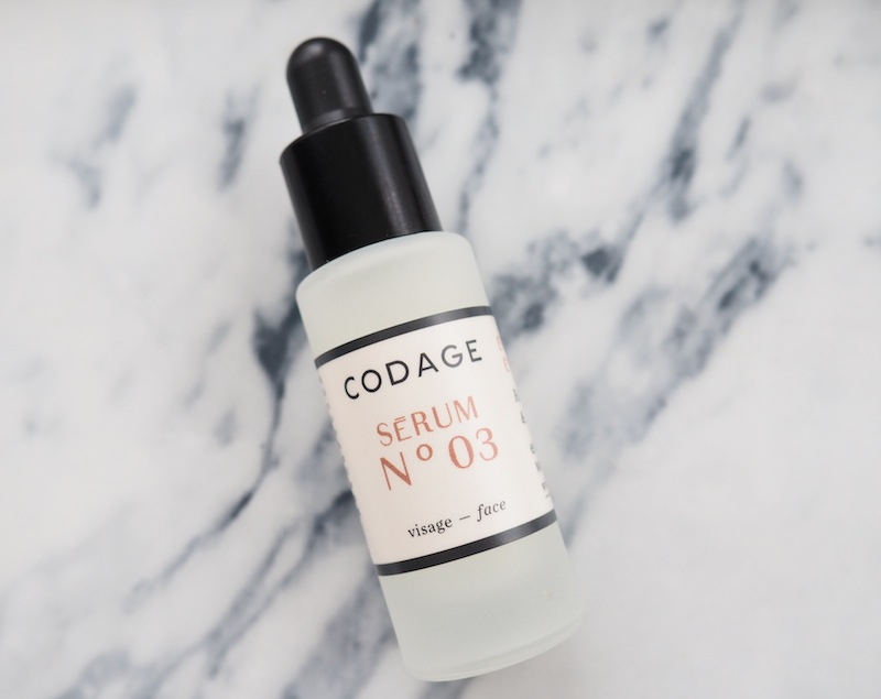 Codage Serum N°3 - Radiance & Energy