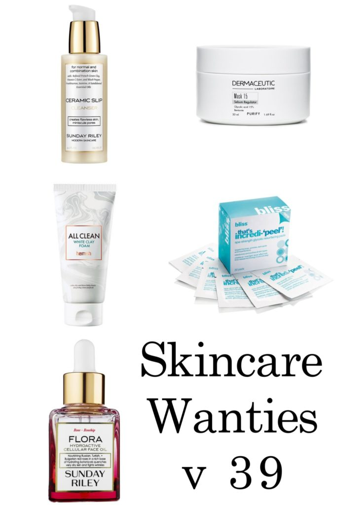Skincare Wanties v 39