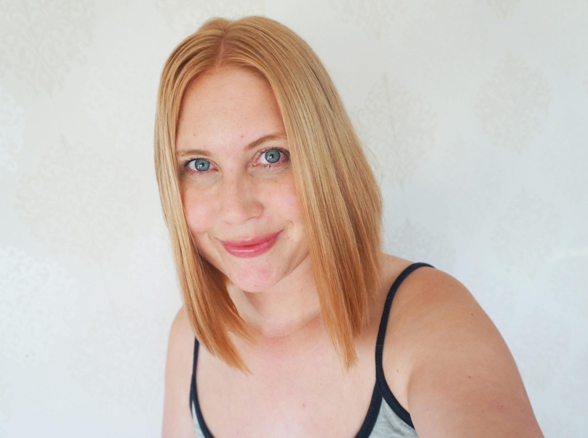 HAIR MAKEOVER Från långt till kort hår