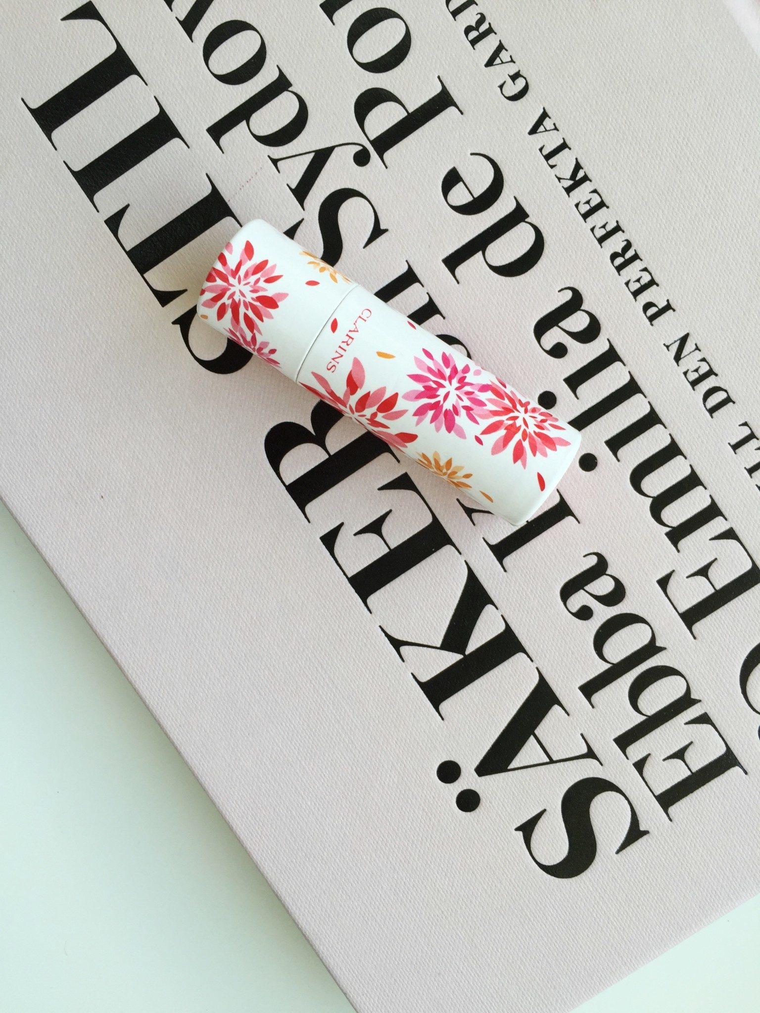 Clarins Daily Energiser - Lovely Lip Balm