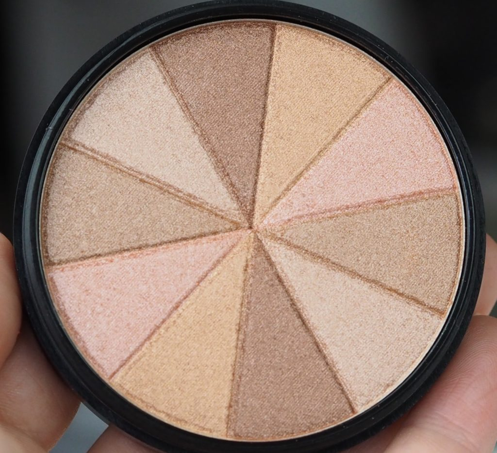Smashbox Fusion Soft Lights Baked Starburst