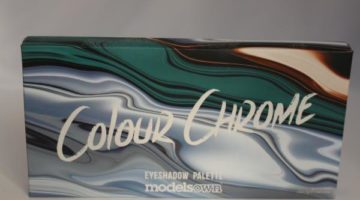 Models own Colour Chrome palette
