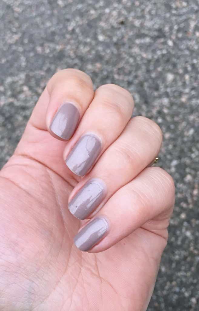IsaDora Gel Nail Lacquer Iced Coffee
