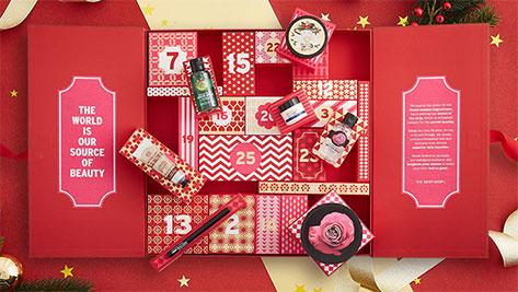 smink adventskalender 2016