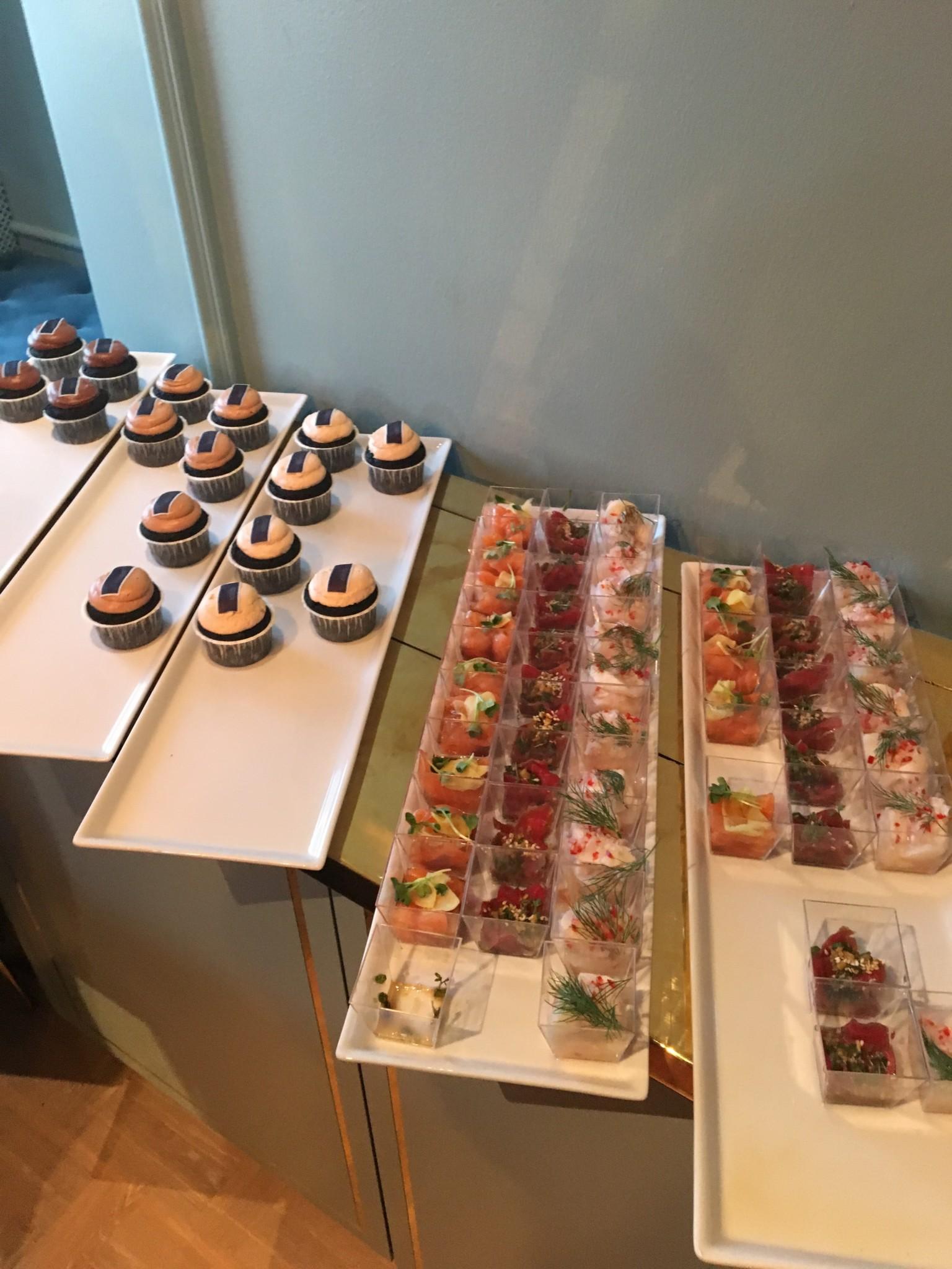 Event med IsaDora