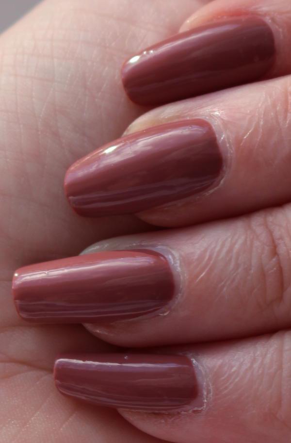 nya nagellack