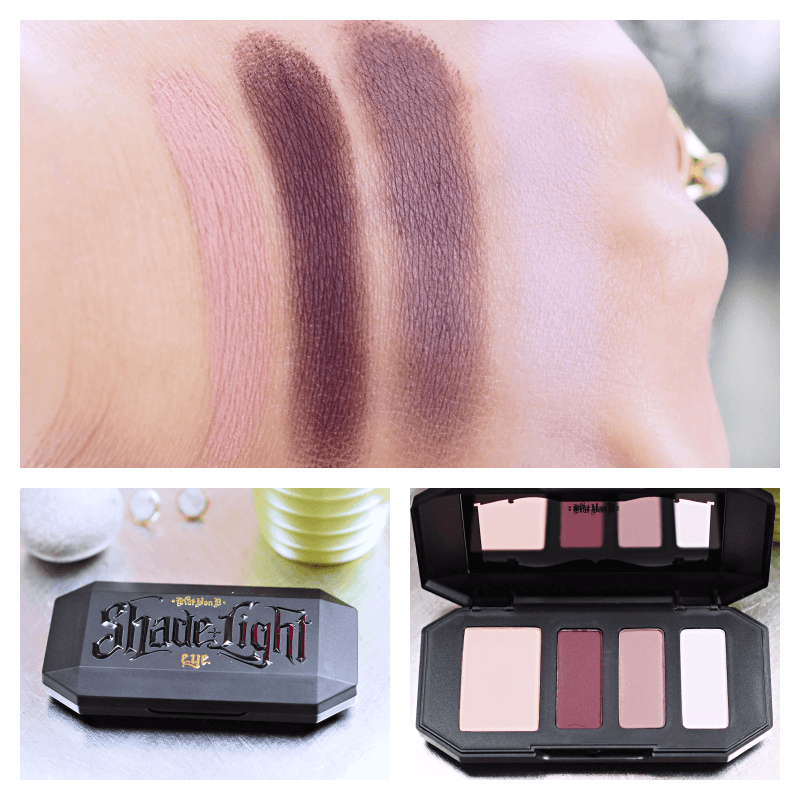 Kat von D Shade + Light Quad Plum