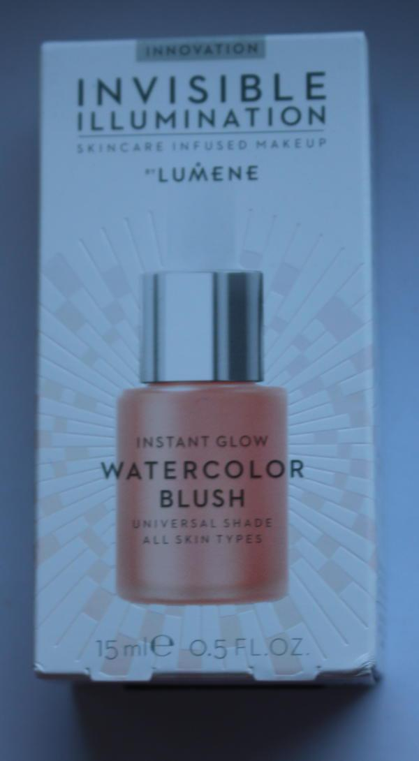 Lumene Watercolor Blush