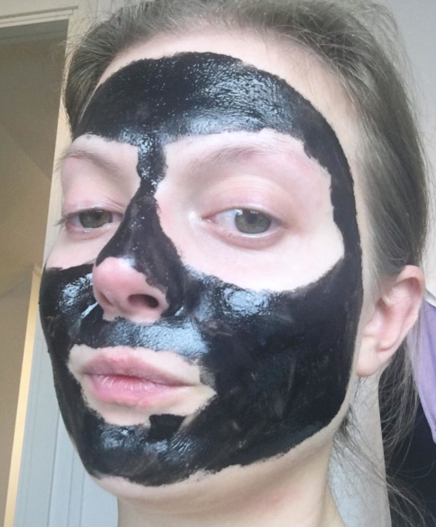 Månadens Recension Boscia Luminizing Black Mask