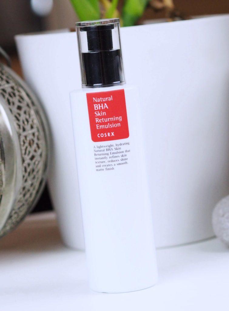 Cosrx Natrual BHA Skin Returning Emulsion
