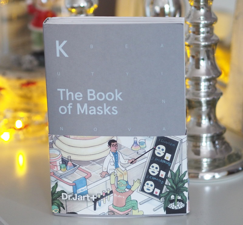 dr. jart the book of masks