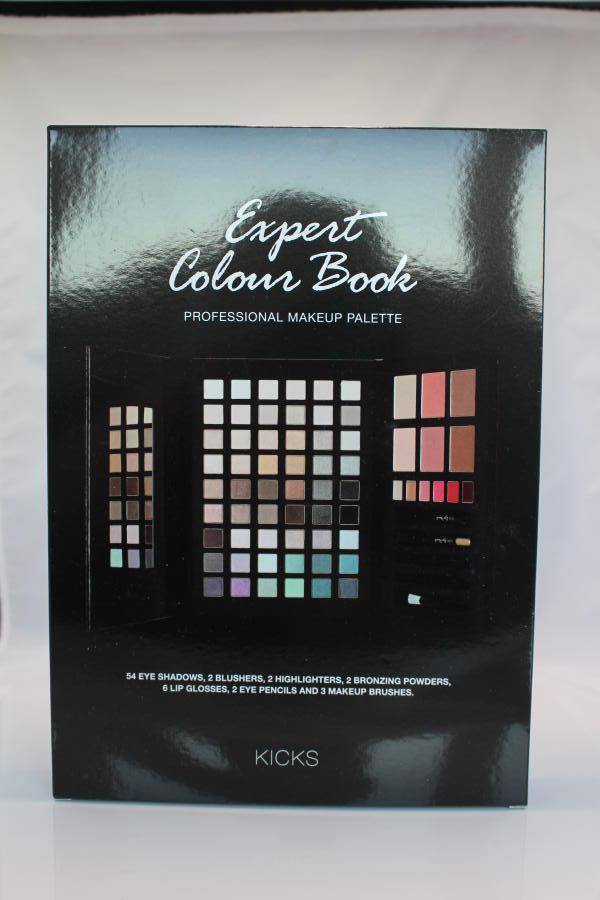 Expert Color Book