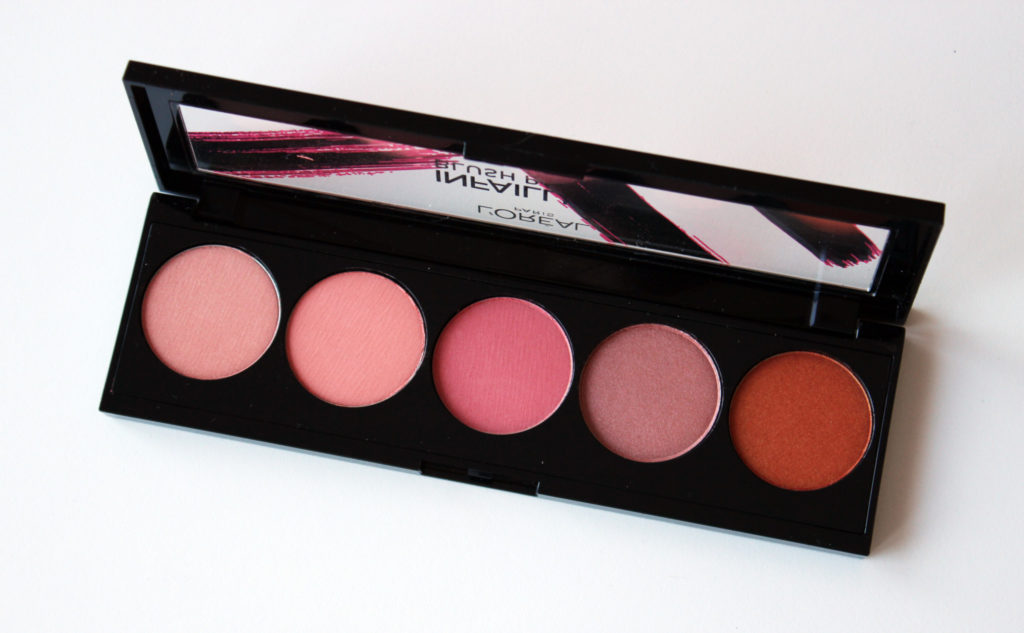 Infallible Paint Blush Palette by L'Oreal #15