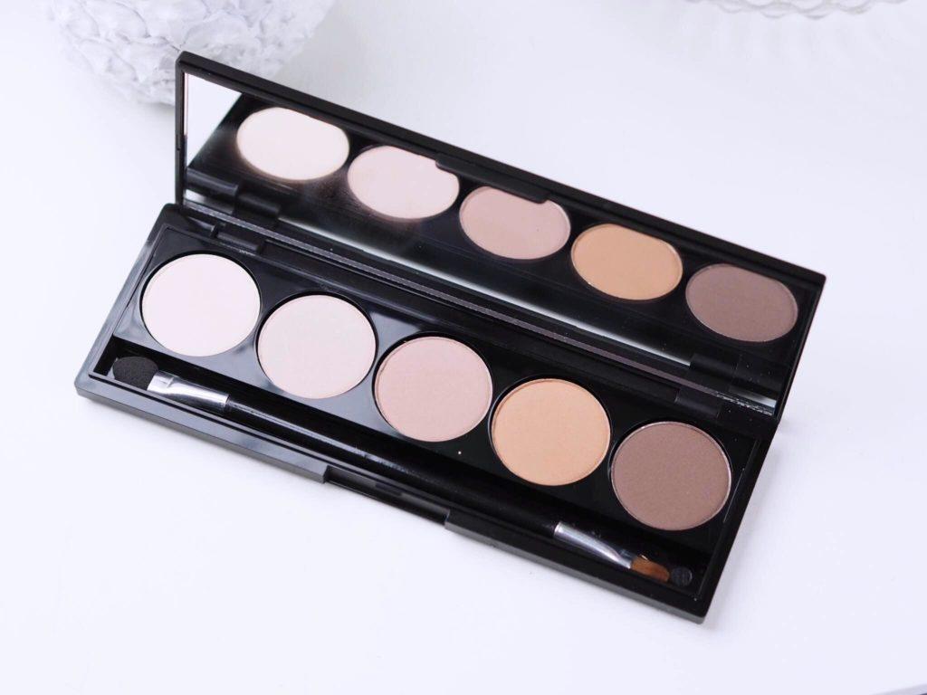 Apoliva Eyeshadow Palette 01 Beige-Brun