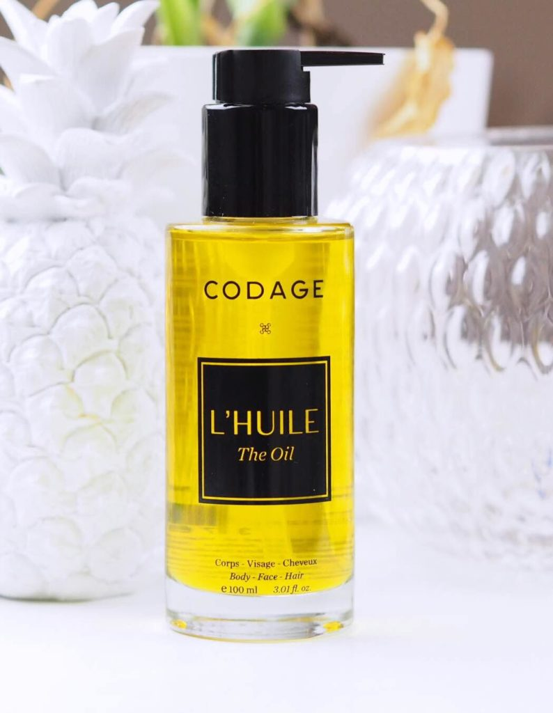 Codage L'huile The Oil