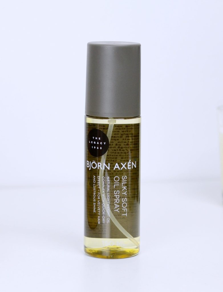 Björn Axén Silky Soft Oil Spray