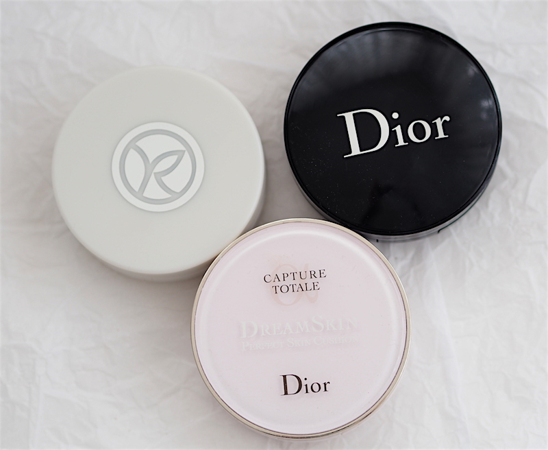 Cushion foundations