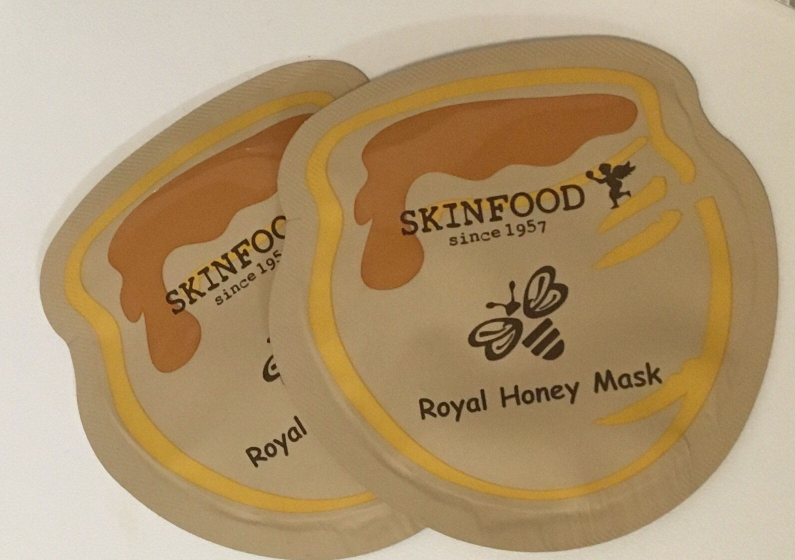 Skinfood Royal Honey mask