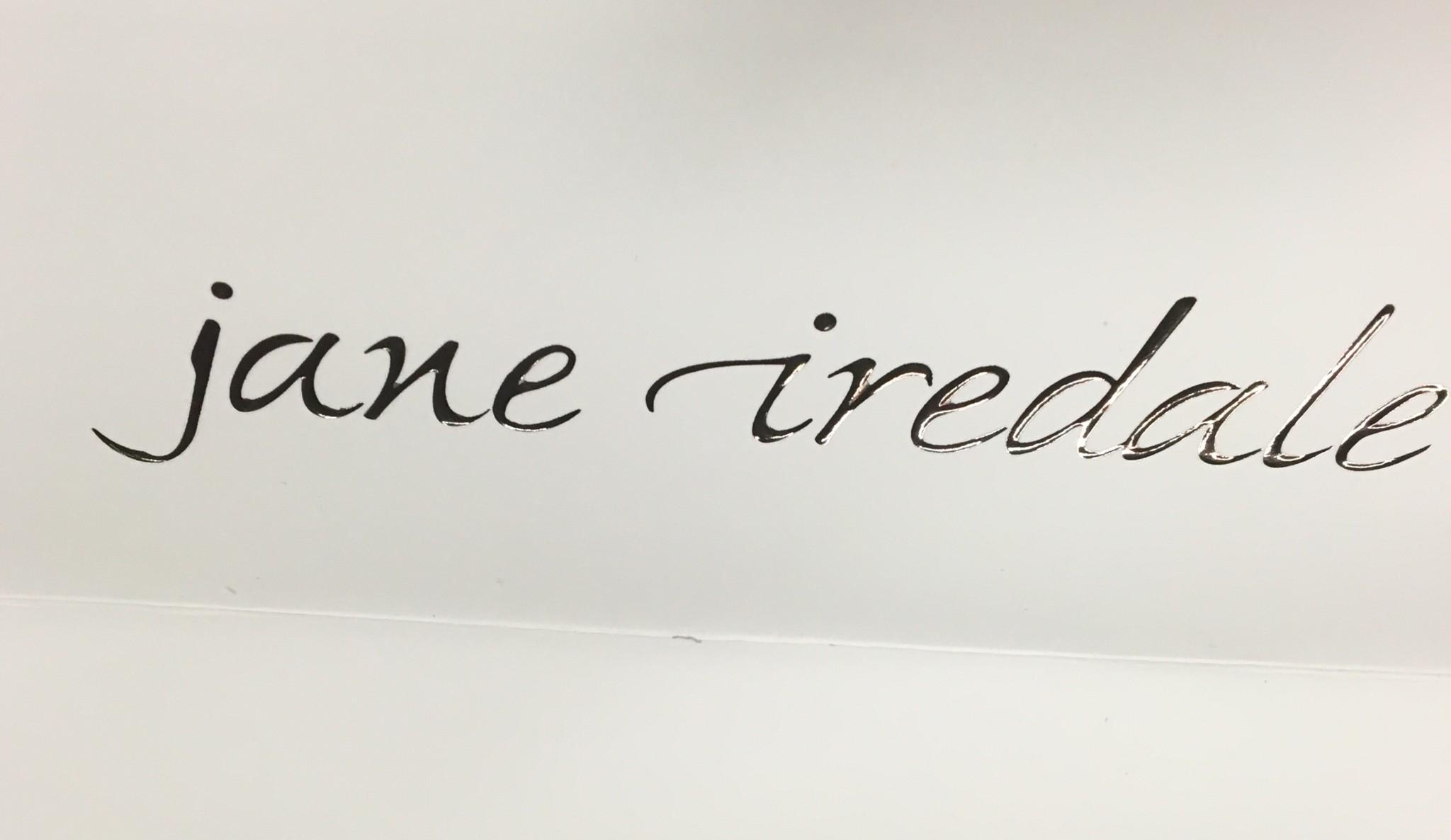 pressvisning med Jane Iredale