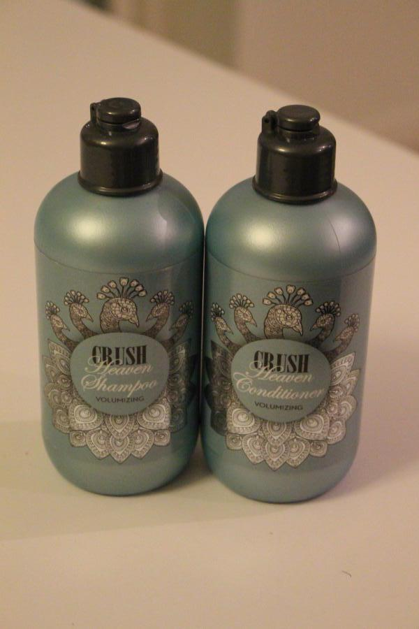 Grazette Crush Heaven volumizing