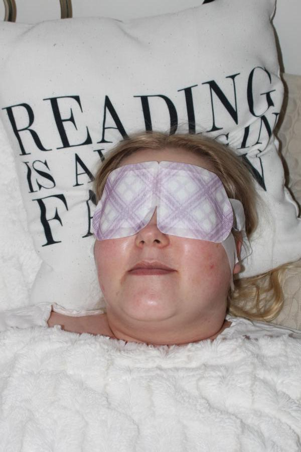 Megrhytm Steam Hot Eye Mask